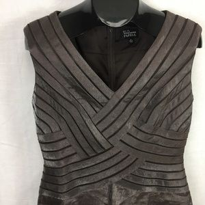 Adrianna Papell Evening Cocktail Dress Size 12